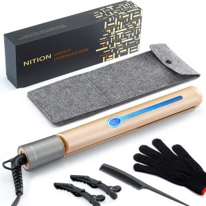Nition Platinum Professional Salon Hair Styler