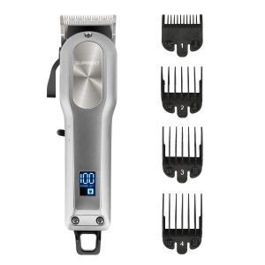 Suprent Cordless Hair Clippers For Men Professional Hair Cutting Kit