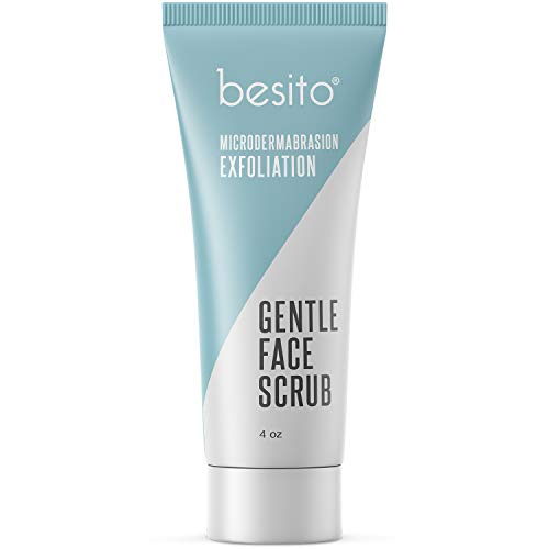 Besito Microdermabrasion Face Scrub and Facial Exfoliator