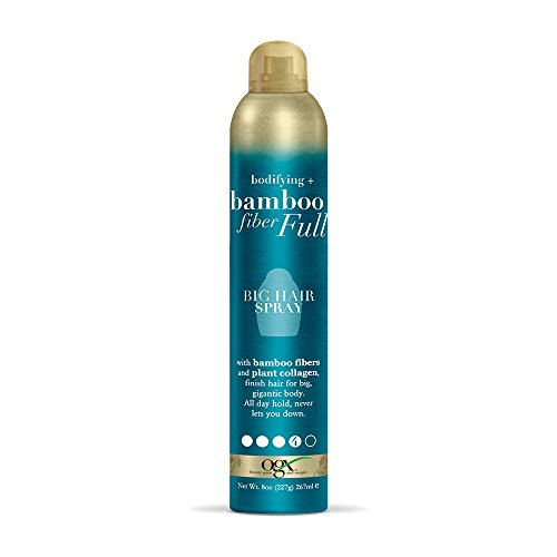 OGX Bodifying + Bamboo Fiber-Full Big Hair Spray