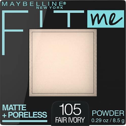 Maybelline New York Fit Me Matte + Poreless Pressed Face Powder