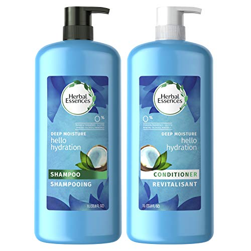 Herbal Essences Shampoo and Conditioner Kit