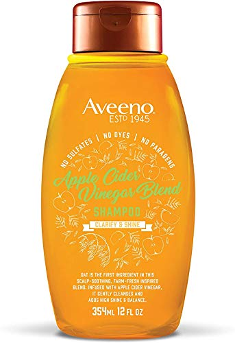 Aveeno Scalp Soothing Apple Cider Vinegar Shampoo