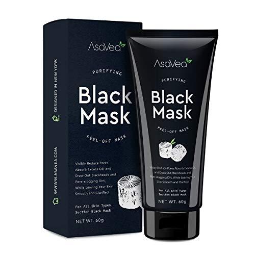 AsaVea Purifying Black Peel Off Mask