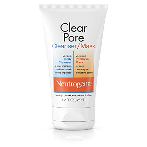 Neutrogena Clear Pore Cleanser/Mask