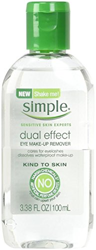 Simple Kind To Skin Eye Makeup Remover
