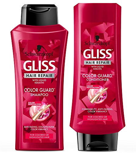 GLISS Hair Repair Color Guard Set