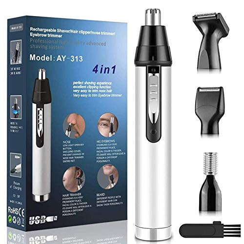 Cleanfly Professional Ear And Nose Hair Trimmer For Men