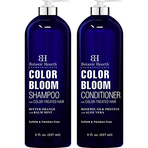 BOTANIC HEARTH Shampoo and Conditioner