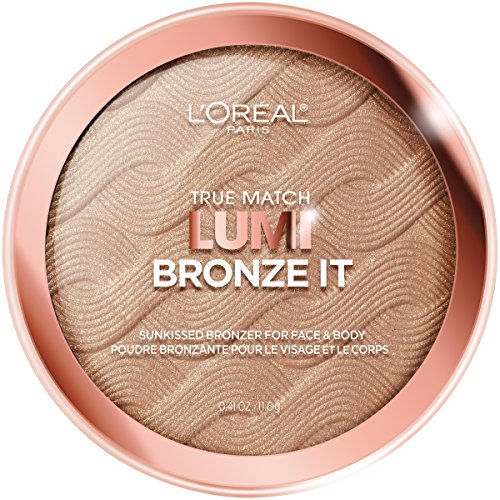 L'Oreal Paris Cosmetics True Match Lumi Bronze It Bronzer